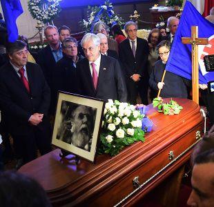 Piñera por Andrés Aylwin: Nunca le conocí una bajeza...eso le hace falta a la política chilena