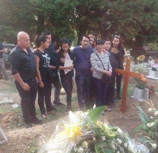 [VIDEO] T13 en Italia: La despedida de uno de los chilenos fallecidos en Génova