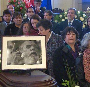 [VIDEO] El legado de Andrés Aylwin, un defensor de la democracia y los DD.HH