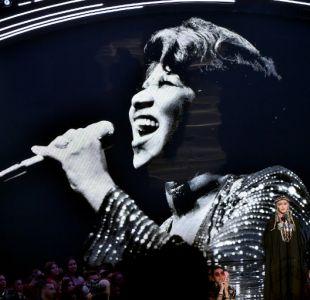 [FOTOS] MTV VMAs 2018: el particular look que utilizó Madonna durante su tributo a Aretha Franklin