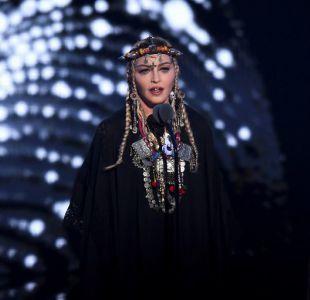 Madonna recibe críticas por su discurso en el tributo a Aretha Franklin en los MTV VMA 2018