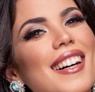 [VIDEO] La joven nacida en Venezuela que representará a Chile en el Miss Universo 2018