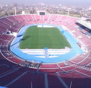 [VIDEO] ¿La última remodelación del Estadio Nacional?
