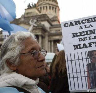 Argentina: miles de personas piden desafuero y detención de la expresidenta Cristina Fernández