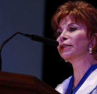 Isabel Allende recibe importante galardón en la Fundación Nacional del Libro de EEUU