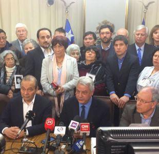 Diputados presentan acusación constitucional contra jueces de la Suprema