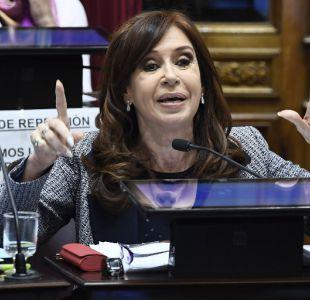 Cristina Fernández publica video denunciando robos y destrozos tras allanamiento a su casa