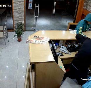 [VIDEO] Los Europeos: banda asaltaba a comerciantes