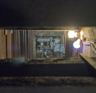 Descubren túnel transfronterizo con drogas conectado con reconocido local de pollo frito en EEUU