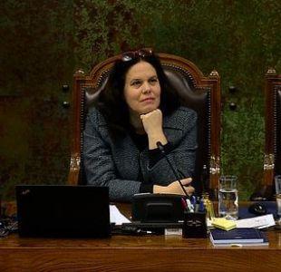 Maya Fernández asegura que hay un retroceso en Derechos Humanos en el actual gobierno