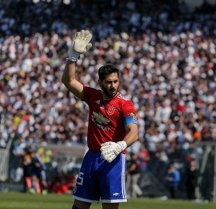 Johnny Herrera tras el Superclásico: No sé si estaba en Colina 1 o en una cancha de fútbol
