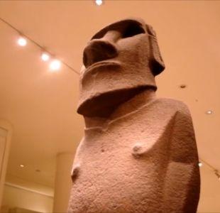 [VIDEO] Rapa Nui pide moái al Museo Británico