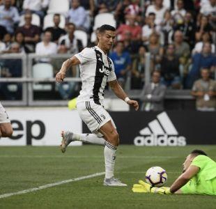 [VIDEO] El increíble fallo de Cristiano Ronaldo  en la Juventus que dio la vuelta al mundo