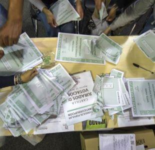 Fracasa en las urnas consulta anticorrupción en Colombia