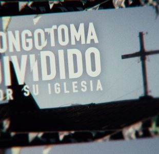 [VIDEO] #ReportajesT13: Longotoma dividida por su iglesia