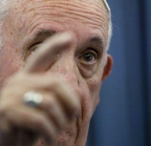 Papa declina comentar las acusaciones de encubrimiento sobre el caso del cardenal McCarrick