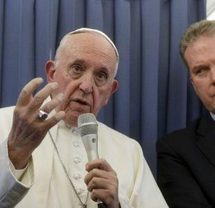 Vaticano retira de comunicado polémica frase del Papa Francisco sobre los homosexuales