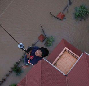 ¿Por qué es tan difícil para los científicos predecir las inundaciones?