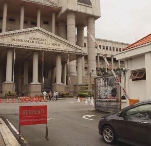 El caso que se robó la atención en Malasia y suspendió la audiencia de los chilenos