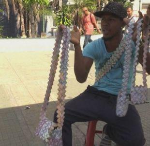 [VIDEO] Lingotes de oro contra la crisis venezolana