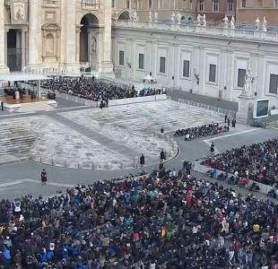 [VIDEO] Arzobispo acusa al Papa Francisco de encubrimiento de abusos