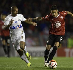 A lo San Lorenzo: Conmebol da victoria a Independiente de Avellaneda sobre Santos