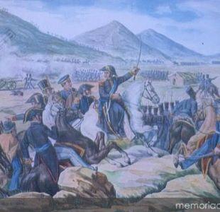 Publican carta original de San Martín a Bernardo OHiggins tras ser hallada en casa de Cristina K