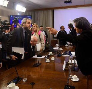 Comisiones de la Cámara rechazan veto presidencial por el sueldo mínimo