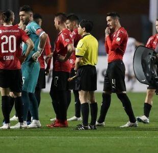 Independiente de Hernández y Silva elimina a Santos en medio de graves incidentes