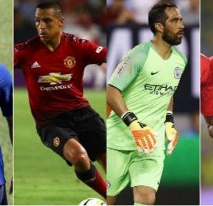 [VIDEO] Con cuatro chilenos presentes: Las claves del sorteo de la Champions League de este jueves