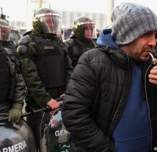 Centrales obreras convocan a una huelga general en Argentina