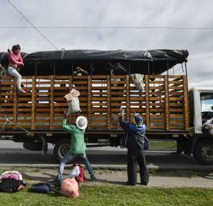 Líder chavista califica la migración venezolana como campaña tipo Hollywood contra Maduro