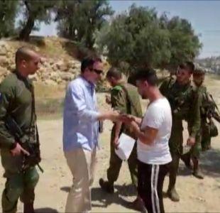[VIDEO] Diputados denuncian expulsión de Hebrón