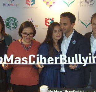 [VIDEO] Lanzan campaña contra ciberbullying