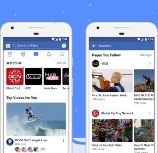 3 cosas que puedes hacer con Watch, la apuesta de video interactivo de Facebook
