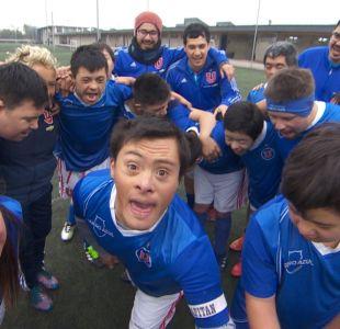 [VIDEO] #LaBuenaNoticia: Escuela inclusiva sueño azul