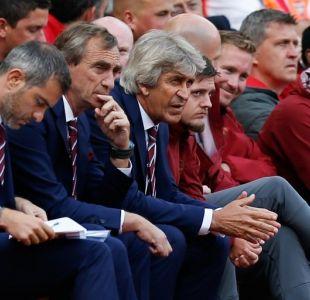 West Ham United de Manuel Pellegrini cae, en la agonía, por cuarto partido consecutivo