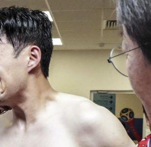 Del llanto a la hazaña: Figura de Corea del Sur se libera del servicio militar