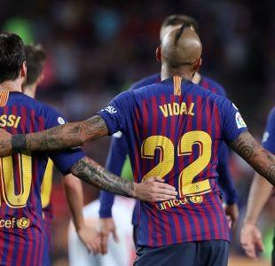 Barcelona vs. Huesca: Día, hora y dónde ver el partido de Arturo Vidal en el Camp Nou
