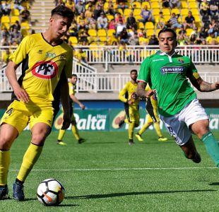 [VIDEO] Goles Fecha 22: San Luis igualó sin goles con Audax Italiano