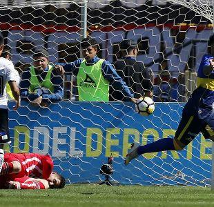 [VIDEO] Goles Fecha 22: Colo Colo cayó ante Everton con cuatro goles de Patricio Rubio