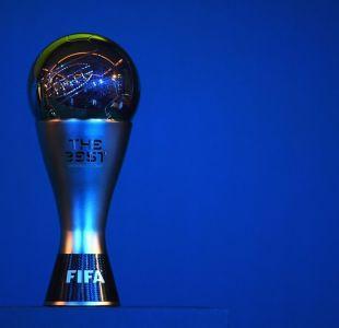 Con un chileno: Estos son todos los nominados para los premios The Best de la FIFA