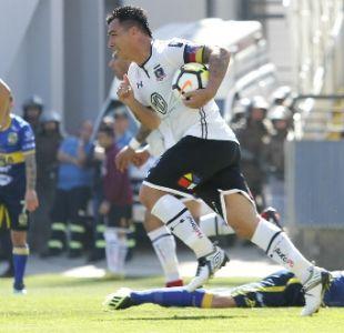 """[VIDEO] ¿A cuántos goles está? Paredes acecha a Pedro González y va por récord de """"Chamaco"""""""