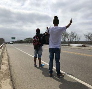 [VIDEO] T13 en Venezuela: La travesía de dos hermanos venezolanos hacia Perú