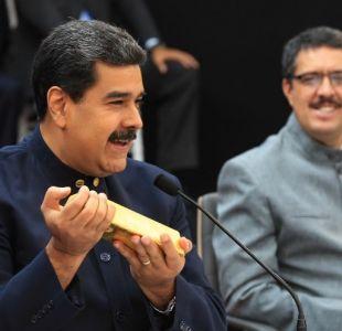 [VIDEO] Nicolás Maduro: Me acabo de comprar un lingotico de oro