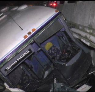 [VIDEO] Joe Vasconcellos se mantiene grave pero fuera de riesgo vital tras accidente