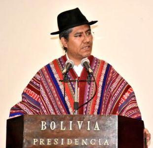 Bolivia cambia a su canciller en medio de contrademanda por el Silala y fin de demanda marítima