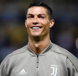 [VIDEO] Cristiano Ronaldo triplica al segundo lugar: Este es el Top 10 de los sueldos de la Serie A
