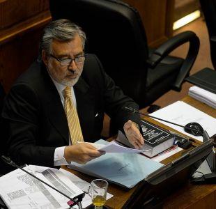 [VIDEO] Guillier explica dichos por Palma Salamanca y oposición endurece críticas