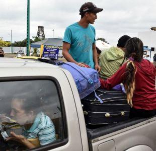 Once países latinoamericanos piden a Venezuela aceptar ayuda para frenar migración